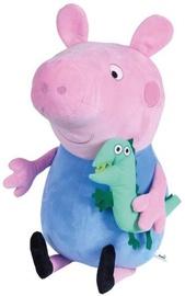 Mīkstā rotaļlieta Simba Peppa Pig 61008, zila/rozā, 46 cm