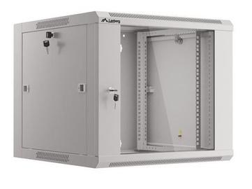 Серверный шкаф Lanberg Wall-Mounted Rack 19'' 9U, 50 см x 57 см x 60 см