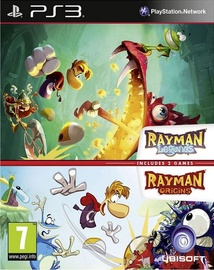 Rayman Legends & Rayman Origins PS3
