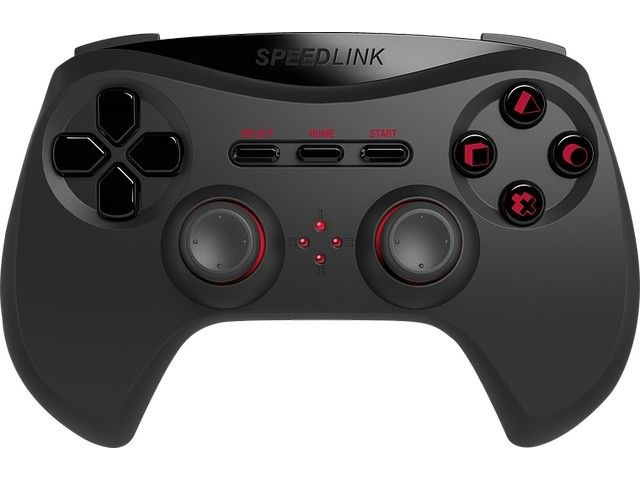 Speedlink Strike NX Gamepad for PS3 Wireless Black