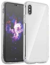 Hurtel Clear Armor Back Case With Bumper For Huawei P20 Lite Transparent