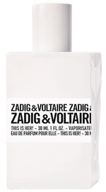 Духи Zadig & Voltaire This is Her! 30ml EDP