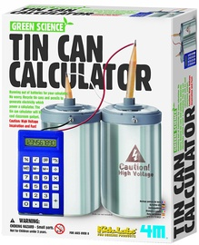 4M Green Science Tin Can Calculator 3360