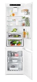 AEG SCE819D8TS Built-In Refrigerator White