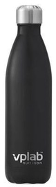 VPLab Steel Thermal Bottle 500ml Black