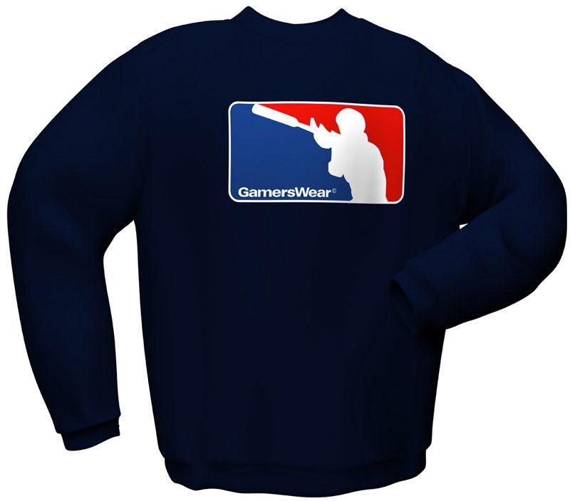GamersWear Counter Sweater Navy XL