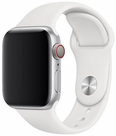 Devia Deluxe Series Sport Band For Apple Watch 44mm White