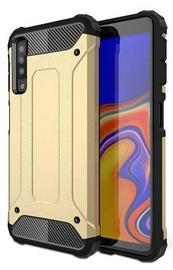 Hurtel Hybrid Armor Back Case For Samsung Galaxy A7 A750 Gold