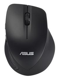 Datorpele Asus WT465 Black, bezvadu, optiskā