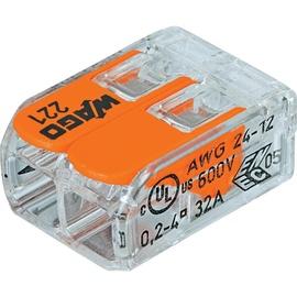 KLEMME SAV. 2X0.2-4MM2 32A/450V 5GAB