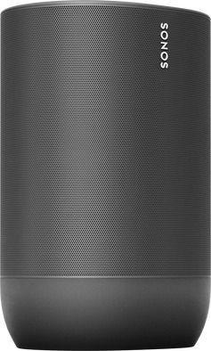Bezvadu skaļrunis Sonos Move, melna