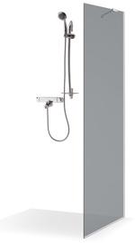 Стенка для душа Brasta Glass Dija, 1000 мм x 2000 мм