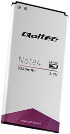Qoltec Battery For Samsung Galaxy Note 4 3220mAh