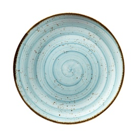 Kutahya Porselen Corendon Blue Dinner Plate 25cm