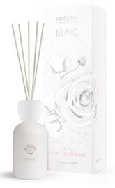 Gaisa atsvaidzinātājs Mr & Mrs Fragrance Blanc Talcum Powder Liquid Diffuser 250ml Florence Talcum Powder