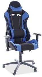 Офисный стул Signal Meble Viper, синий/черный