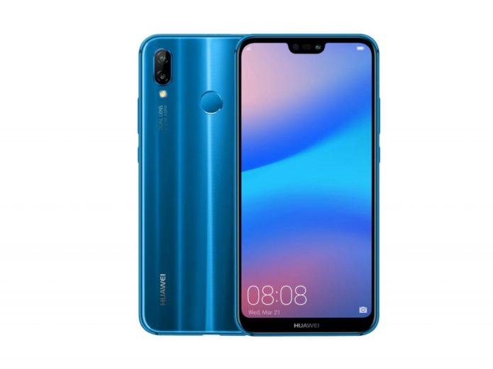 MOBILAIS TELEFONS HUAWEI P20 LITE BLUE