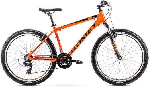 "Velosipēds Romet Rambler 26 R6.0 Orange, 14"", 26"""
