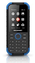 Mobilais telefons Blaupunkt Sand, zila/melna, 32MB/32MB