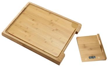 Elektroniski virtuves svari Omega PCBZB03, brūna