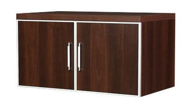 Bodzio BS46 Wardrobe Extension Walnut