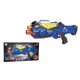 Rotaļlietu ierocis Zecong Toys Blaze Storm Battery Operated Soft Bullet Gun 20 Bullets ZC7109