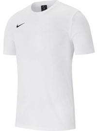 Nike Men's T-Shirt M Tee TM Club 19 SS AJ1504 100 White 2XL