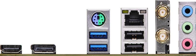 Mātesplate ASRock B560M-ITX/AC