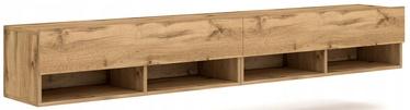 ТВ стол Vivaldi Meble Derby 280, дубовый, 2800x310x300 мм