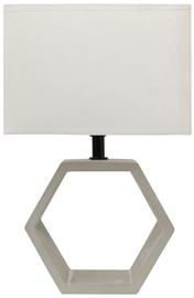 Candellux Vidal Table Lamp 40W E27 Ceramic Beige
