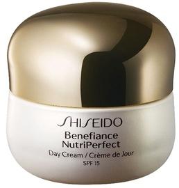 Sejas krēms Shiseido Benefiance NutriPerfect Day Cream SPF15, 50 ml