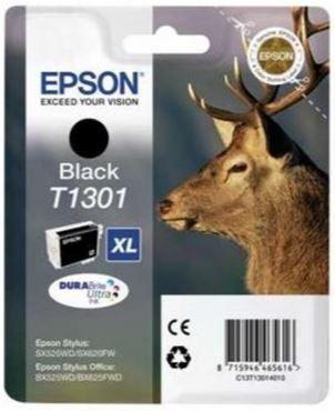 Epson T130 Cartridge Black