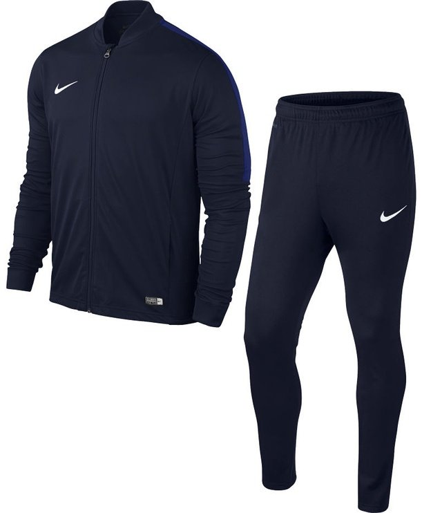 Nike Academy 16 Knit Junior Tracksuit Navy L