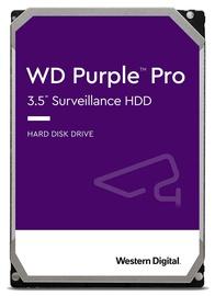Servera cietais disks (HDD) Western Digital Purple Pro, 256 MB, 8 TB