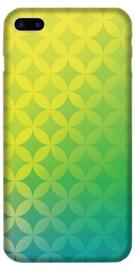 TakeMe Special Design Back Case For Samsung Galaxy J4 Plus J415 Green Design