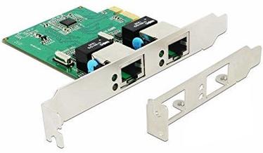 Delock 89999 2x Gigabit LAN Adapter