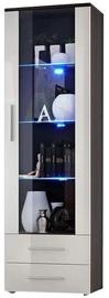 ASM Neo I Display Cabinet Wenge/White