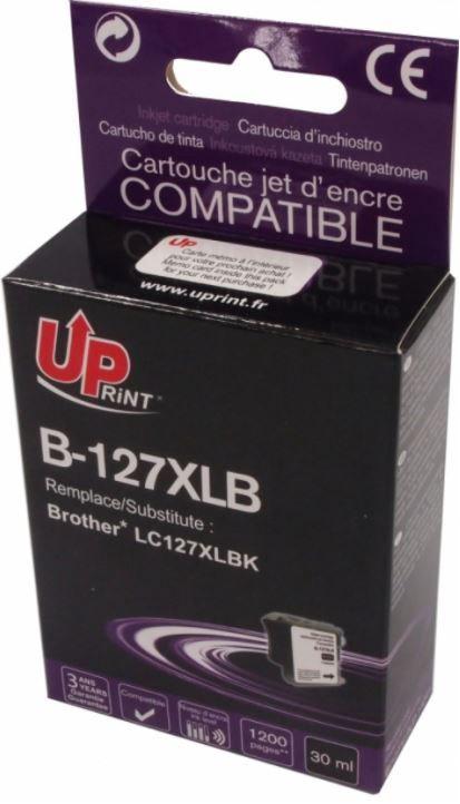 Uprint Cartridge for Brother 30 ml Black