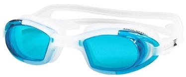 Очки для плавания Aqua Speed Marea, синий/белый