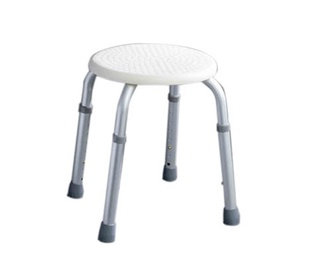 Ridder Bath/Shower Stool Adjustable White