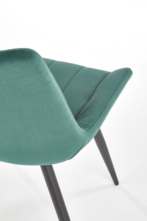Стул для столовой Halmar K388 Green, 1 шт.