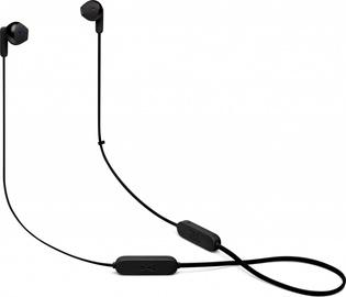 Bezvadu austiņas JBL JBL tune 215BT in-ear, melna