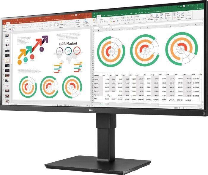"""Monitors LG 34BN770-B, 34"""", 5 ms"""