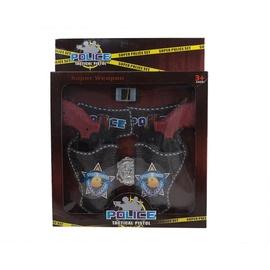 Rotaļlietu ierocis Police Tactical Pistol Set 516618386