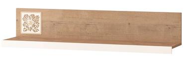 DaVita Adel 65.28 Hanging Shelf Bunratti Oak/Vanilla