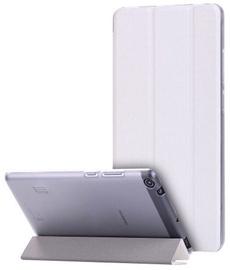 TakeMe Texture Book Case For Huawei MediaPad T3 7.0 White