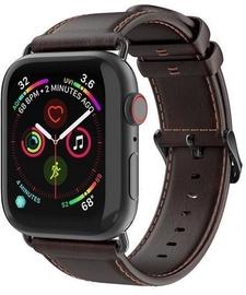 Ремешки Dux Ducis Leather Band For Apple Watch 38/40mm Cofee