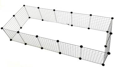 Защита C&C Modular Dog Kennel, 1800x370x750 мм