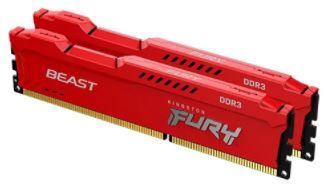 Operatīvā atmiņa (RAM) Kingston Fury Beast DDR4 8 GB CL10 1866 MHz