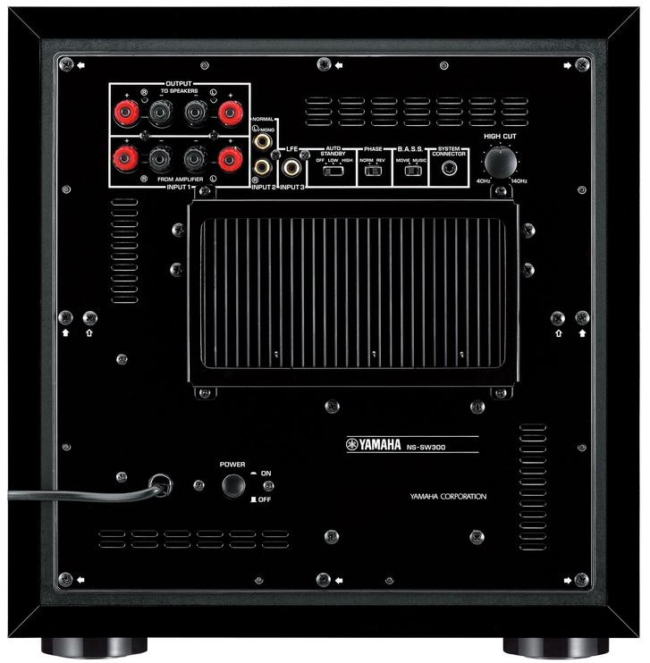 Yamaha NS-SW300PB